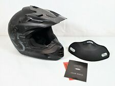509 Evolution Stealth Matte Snowmobile Helmet Adult Xs Extra Small *New Other*