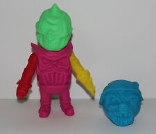 Unpainted Mixed Parts Mishka Bootleg Kaiju with Bear Head Toy Collectible