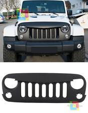 GRIGLIA ANTERIORE NERA OPCAO Jeep Wrangler JK Rubicon JK 07-17 DESIGN ANGRY BIRD