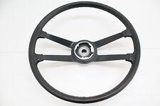 Porsche 911 912 SWB Lenkrad Steering Wheel Leder Kreuznaht schöner Zustand 42 cm