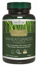 Wheatgrass Powder 100g Natures Aid
