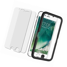 JETech 2-Pack iPhone 8 7 6s 6 Tempered Glass Screen Protector Film Easy Install