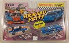 TYCO RICHARD PETTY TWIN PACK 1992 #43 HO Slot Car 6994