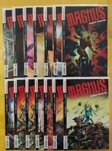 Magnus Robot Fighter - Vol.5 - Complete Series - Dynamite Comics - 2014-2015