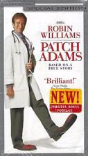 VHS: PATCH ADAMS.....ROBIN WILLIAMS-MONICA POTTER.....NEW (CELLO RIPPED)