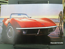 repair manuals literature for 1971 chevrolet corvette ebay rh ebay com