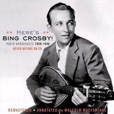 Radio Broadcasts, 1938-1946 * by Bing Crosby (CD, May-2016, JSP (UK))