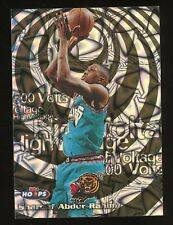 1997-98 NBA Hoops High Voltage Shareef Abdur-Rahim Memphis Grizzlies