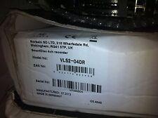 Heitel - VISTA VLS2-04DR SMARTDISC CCTV 4CH DVR RECORDER WITH 1TB