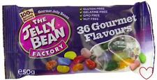 Gourmet Jelly Beans The Jelly Bean Factory Beans Candy Sweets 50g