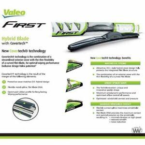 Valeo First Hybrid Wiper BladesVFH60 VFH45 fits MAZDA 3 BN,BM 2.0 2.5 (SP25)