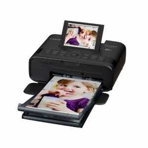 New Canon Selphy CP1300 Photo Printer - Black
