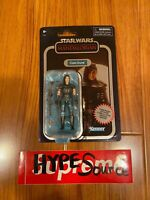 "Star Wars Vintage Collection CARA DUNE 3.75"" Carbonized Figure Mandalorian NEW"