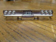 1/25 ORIGINAL AMT 1960 CHEVROLET IMPALA CONVERTIBLE REAR BUMPER KIT #77760
