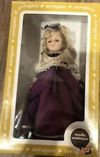 Vintage Martha Washington Effanbee Women Of The Ages Doll