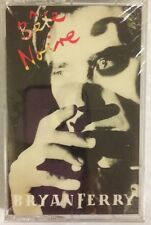 Bryan Ferry / Bete Noire cassette 1987 Sealed CRC club copy Roxy Music solo