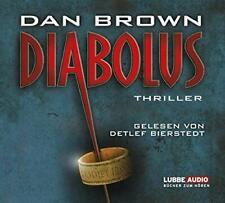 Dan Marrón - Diabolus: Edición Abreviada Caja de CD #G1988125