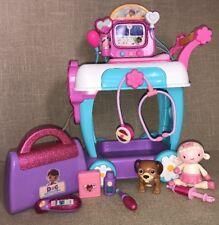 Lot Of Disney Doc McStuffins Hospital Care Clinic Cart