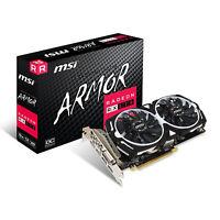 MSI RX 570 ARMOR 8G OC GAMING Radeon RX 570 8GB GDDR5 DirectX12 Graphics Card