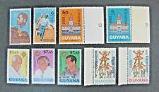 Guyana Stamps Lot 4 MNH