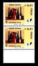 ITALIA REP. - 2003 - Europalia Italia 2003 - 0,41€ Natura morta Morandi Coppia