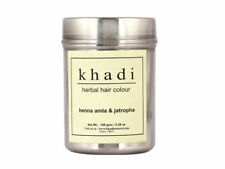 New Khadi Herbal Henna Amla & Jatropha Hair Color Unique Formulation