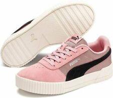 Puma CARINA Lux SD Dames sneaker roze maat 36 EU