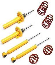 sport suspension lowering kit springs shock absorbers Skoda Fabia 6Y MK1