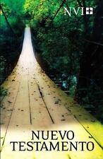 NVI Spanish New Testament - Bridge: Nuevo Testamento by Biblica EBay BEST PRICE!