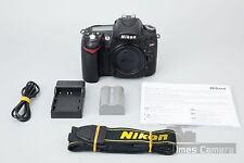 Nikon D90 12.3MP Digital DSLR Camera Body Black