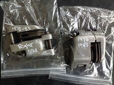Polished Left/Right Caliper  FX '78-'83      HD21