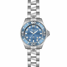 Invicta Men's Pro Diver Automatic 300m Blue Dial Stainless Steel Watch 19799