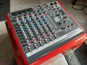 Allen & Heath Zed 10 usb. Multi purpose mixer for live sound and recording