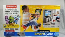 Fisher-Price Smart Cycle Think & Learn Bluetooth Educational Toy NEW, FAST SHIP