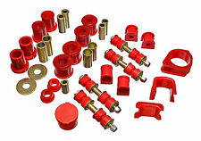 Energy Suspension Master Bushing Kit FORD ZX2 97-01 4.18117R (Red)