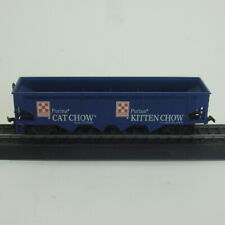 Bachmann Purina Cat Kitten Chow HO Scale Train Freight Hopper Car