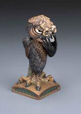 BURSLEM POTTERY GROTESQUE BIRD STENOGRAPHER STONEWARE INSPIRED  MARTIN BROTHERS