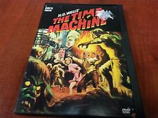 HG WELLS THE TIME MACHINE 1960 CLASSIC SCI-FI CULT CLASSIC Free Shipping!