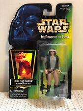 Kenner Star Wars Power Of The Force Rebel Fleet Trooper