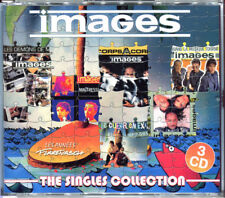 IMAGES - THE SINGLES COLLECTION - 2016  BEST OF 3 CD RARITIES  NEW / NEUF