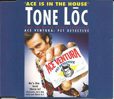 TONE LOC Ace is in the house URBAN MIX CD single SEALED Ace ventura USA Seller