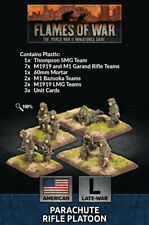 Flames of War - Parachute Rifle Platoon (Plastic) US792