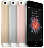 Apple iPhone SE - 16GB / 32GB / 64GB - Unlocked - Smartphone