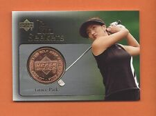 2004 UPPER DECK PIN SEEKERS BRONZE GRACE PARK BALL MARKER #PS7