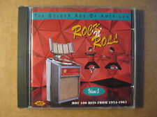 THE GOLDEN AGE OF AMERICAN ROCK N' ROLL - Volume 5 (1995 CD)  30 Tracks