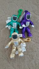 Vintage Pack of 3 Intel Bunny People Keychain New with Tag