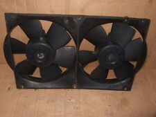 PORSCHE 944 AUTOMATIC TWIN RADIATOR COOLING FAN & SURROUND - 2.5 & 2.7 LUX