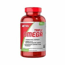 MetRx - Triple Omega 3-6-9 - 240 Caps low price!!