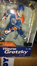 McFarlane NHL Legends WAYNE GRETZKY 2004 Series 1 Edmonton Oilers MIP