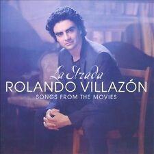 Rolando Villazon - La Strada: Songs from the Movies (CD, DG) BN Sealed
